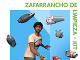 Los Sims 4: Zafarrancho de Limpieza - Kit