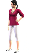 Sims 2 H&M Render 3