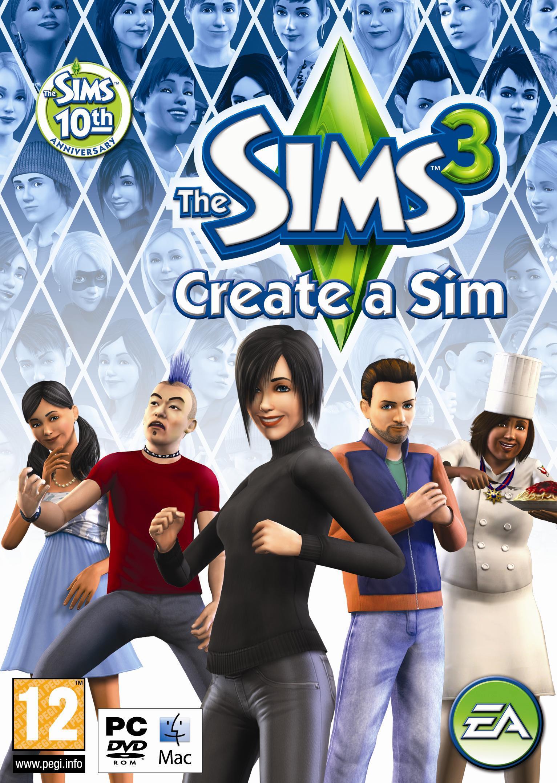 The Sims 3: Создание персонажа