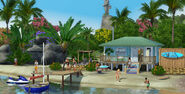 The Sims 3 Island Paradise Launch 01