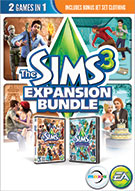 The Sims 3: Expansion Bundle