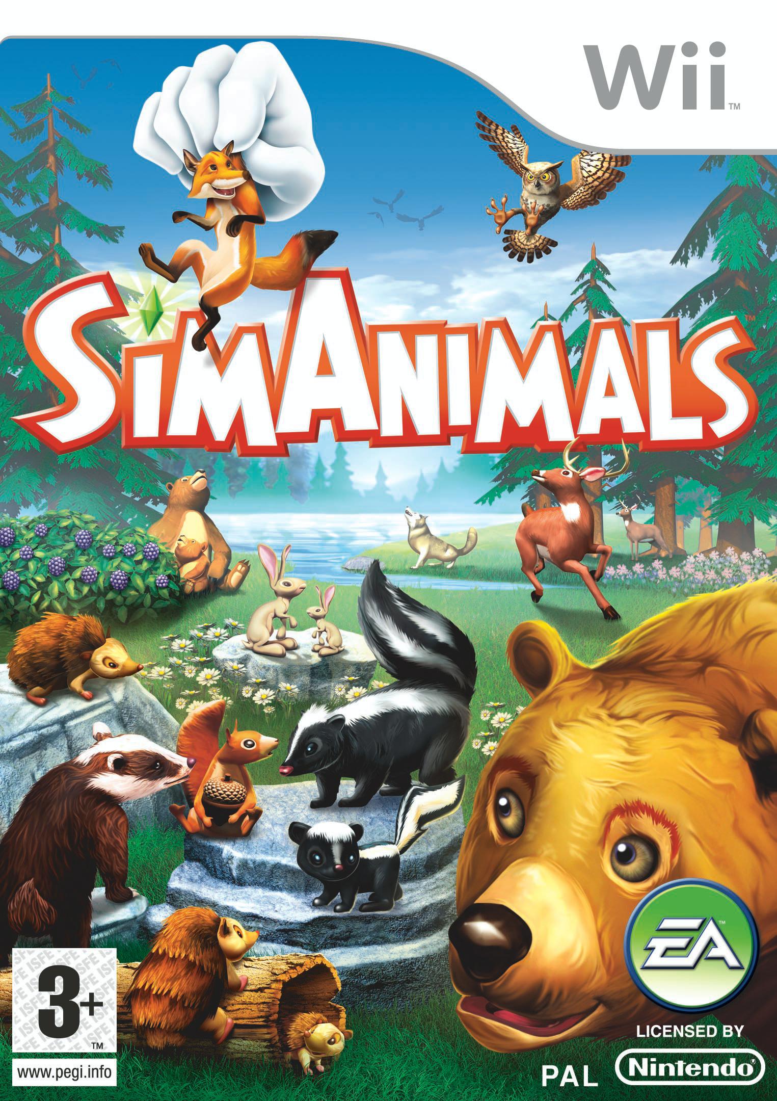 SimAnimals (Wii)