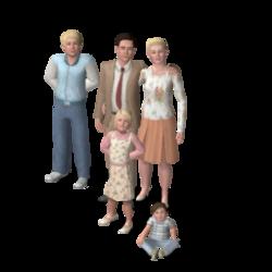 Семья Доу