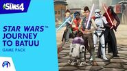 De Sims™ 4 Star Wars™ Journey to Batuu Officiële Reveal Trailer