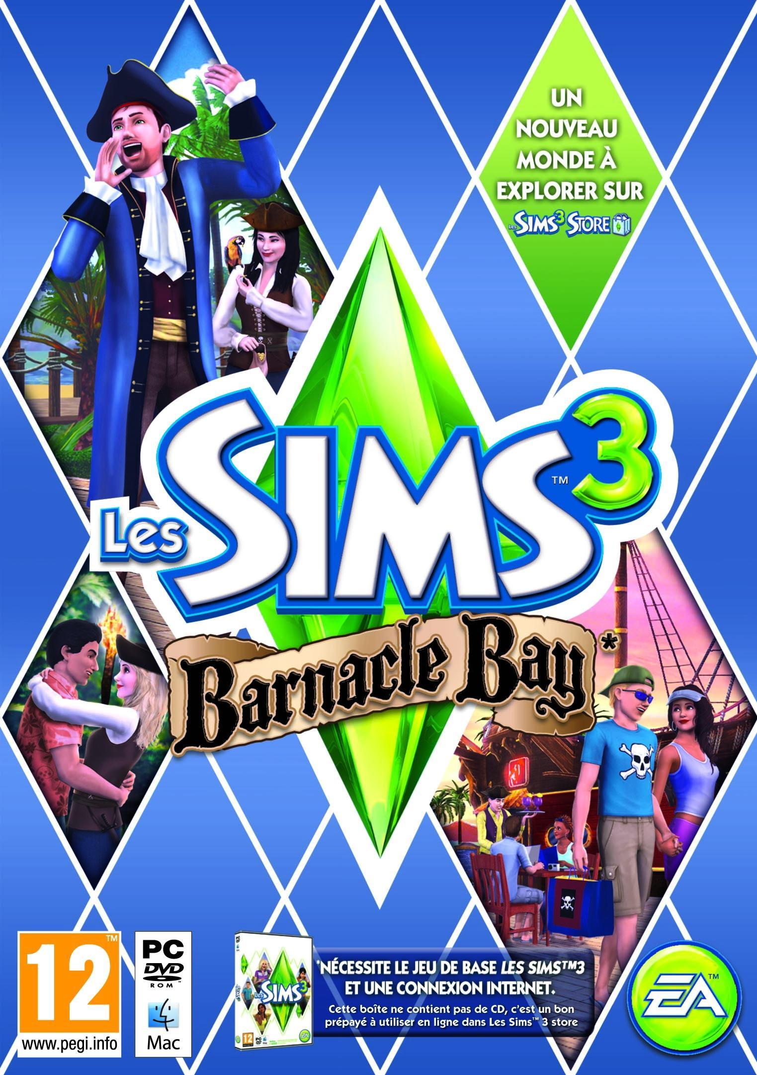 Les Sims 3: Barnacle Bay