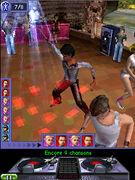 Les Sims DJ 01