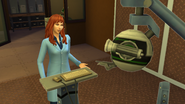 11. Janet Tells the Robot About Her Plan