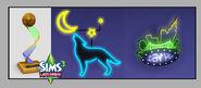 Les Sims 3 Accès VIP Concept art 8