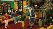 Los Sims 4 y las Cuatro Estaciones, Navidad
