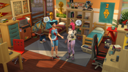 The Sims 4 Discover University Screenshot 04