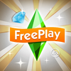 The Sims Freeplay gLAm Mansion update icon