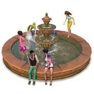 Sims4 Jardin Romantico render3
