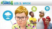 De Sims 4 Academy Les 5 Karakters, Wrok