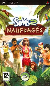 Packshot Les Sims 2 Naufragés PSP.jpg