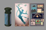 Sims 4 Quedamos Arte Conceptual 2