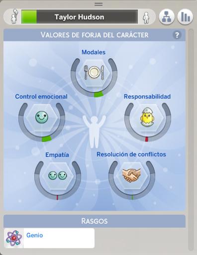 Valores de forja del Carácter