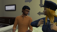 9. Jackie Asks Brandon Not to Encourage Janet