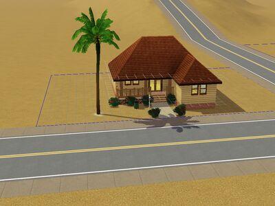 Casa Amarilla de Las Rarezas versión de Luis Simspedia