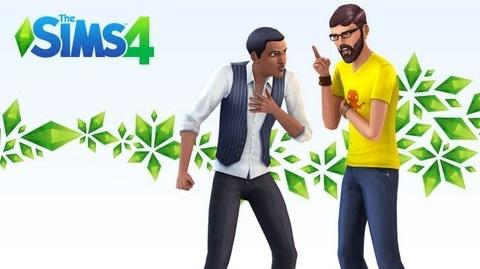 First Look The Sims 4 Official Gameplay Trailer