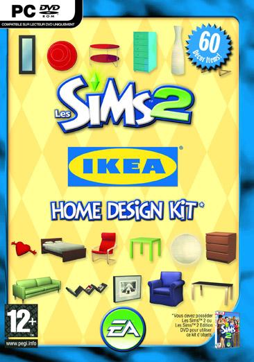 Les Sims 2: IKEA Home Design