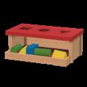 Peg toybox