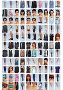 Sims4 Quedamos CAS