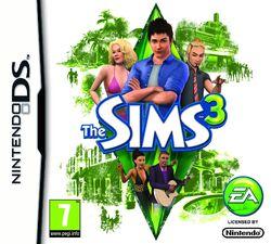Jaquette Les Sims 3 (Nintendo DS).jpg