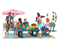 Sims4 Diversion en el Patio render1