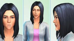 TS4 CAS Womanblackhair.jpg