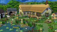 The Sims 4 Cottage Living Screenshot 01