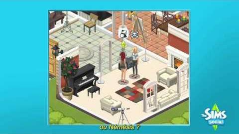 The Sims Social - Trailer de lancement