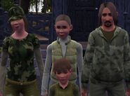 Bayless family