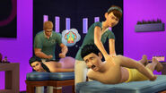 The Sims 4 Spa Day Screenshot 09