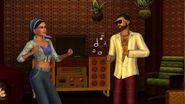 De Sims 3 - 70's, 80's en 90's Accessoires trailer