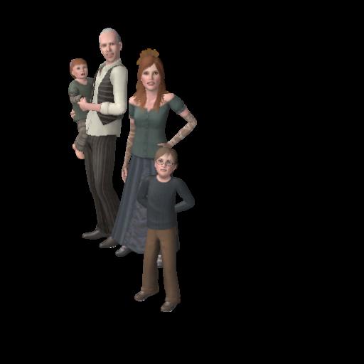 Семья Флинн (The Sims 3)