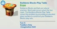 Buildems Blocks information mistake