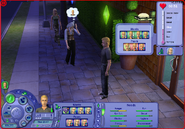 Cody and Beth meeting up for a date