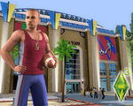 Les Sims 3 Fond d'écran Sports 1280x1024