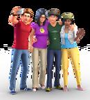 Les Sims 4 Render 12