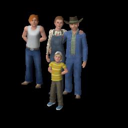 Семья Макдермотт