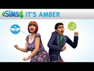 The Sims 4- It's Amber - Weirder Stories Official Trailer