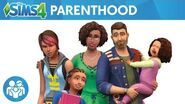 The Sims 4 Parenthood Official Trailer