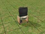 Television/The Sims 2