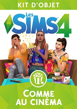 Packshot Les Sims 4 Comme au cinéma.png