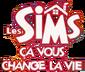 Logo Les Sims Ca vous change la vie.png