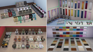 TS4 Patch 119 swatches 3