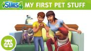 The Sims 4 My First Pet Stuff Official Trailer