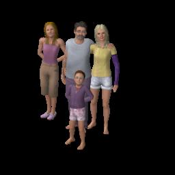 Семья Иви