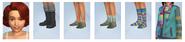 Sims 4 Portentos del Punto CAS 2