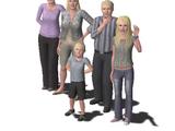 Семья Голдбирд